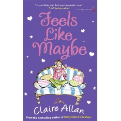 Feels Like Maybe - Claire Allan