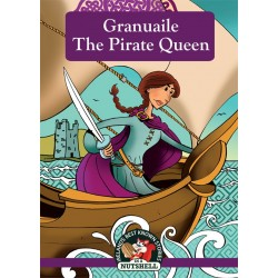 No. 7 Irish Myths & Legends - Granuaile The Pirate Queen
