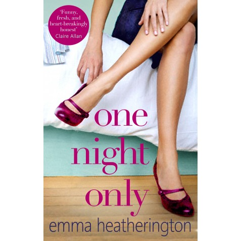 One Night Only - Emma Heatherington