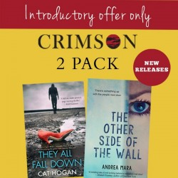 Crimson 2 pack INTRODUCTORY OFFER