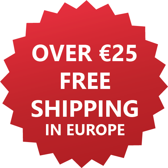 Free Shipping in Europe