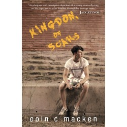 Kingdom of Scars - Eoin C Macken - YA Edition