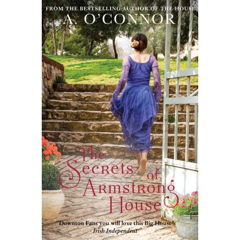 (a) The Secrets of Armstrong House - A. O'Connor