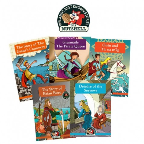 In a Nutshell Gift Pack 2 (5 books) 6-10