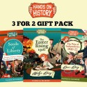 Hands on History 3 for 2 PACK (Molly's/Dan's Diary/Seeds of Liberty)