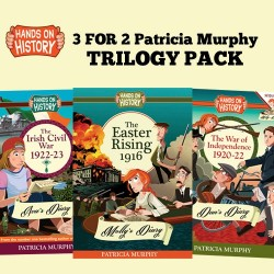 Hands on History 3 for 2 Patricia Murphy Trilogy PACK
