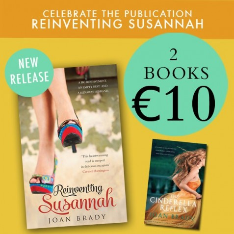 Reinventing Susannah 2 for €10 OFFER