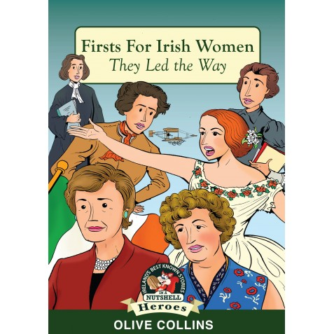 Firsts for Irish Women