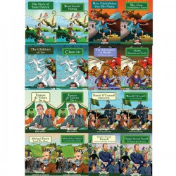 Irish English Nutshell Pack (16 books)
