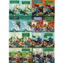 8 Irish & 8 English Versions Pack (16 Books)