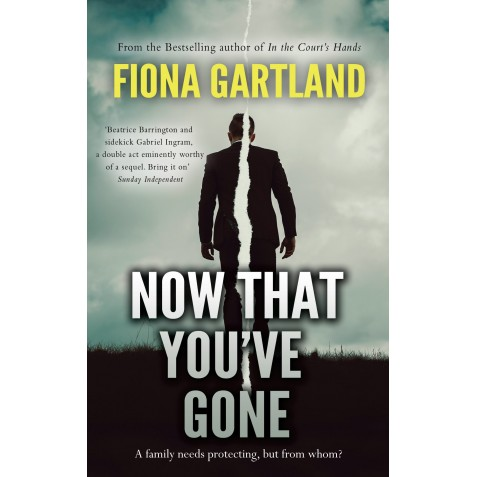 Now That You've Gone - Fiona Gartland