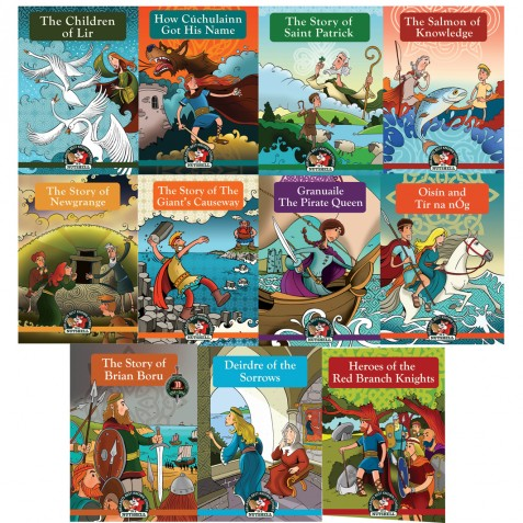 In a Nutshell bumper pack PACK 1 (11 BOOKS)