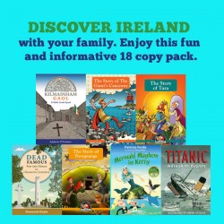 Discover Ireland Pack (18 books)